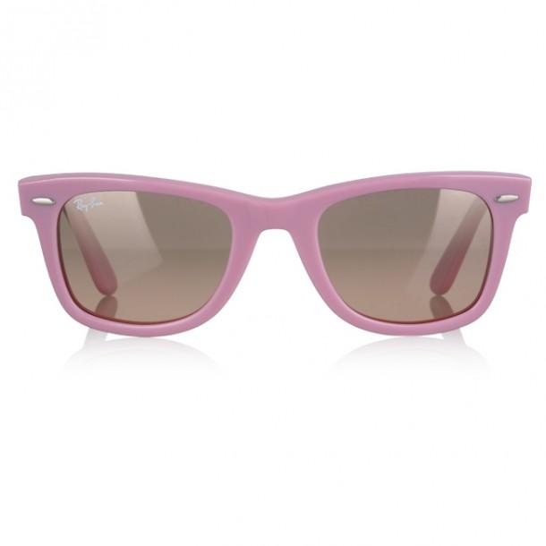 Ray Ban Pink Sunglasses